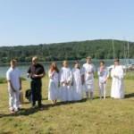 Taufe am Aartalsee 2014