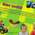 Flyer LEGO-Woche Seite 1