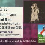 Konzert Kerstin Dietermann und Band